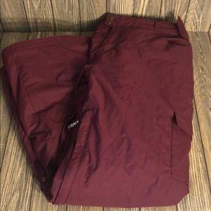 Roxy Snowboarding Pants 5K Silver Edition